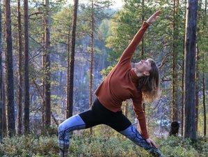 6 Days Arctic Autumnal Yoga Retreat in Finnish Lapland, Inari, Finland