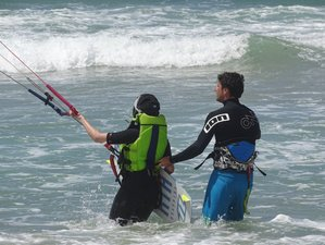 4 Days Semi Private Kite Surf Camp in Tarifa, Spain