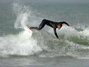 8 Days Invigorating Surf Camp Mar del Plata, Argentina