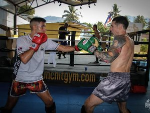 22 Day Rigorous Muay Thai Camp in Koh Samui, Surat Thani