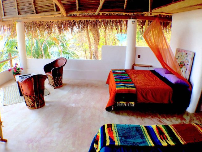 21 Days Revitalizing Personal Transformation Meditation and Yoga Retreat in Jalisco, Mexico