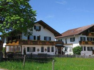 8 Tage Yoga und Fasten Retreat in den Ammergauer Alpen, Bad Kohlgrub