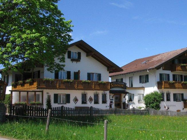 7 Tage Yoga und Fasten Retreat in den Ammergauer Alpen, Bad Kohlgrub