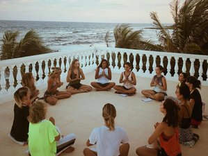 5 Days of Yoga and Inspiring Rituals Retreat in the Mayan Riviera, Mexico