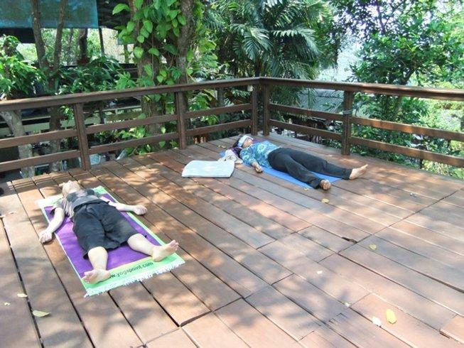 6 Tage Vipassana Yoga Retreat in Chiang Mai, Thailand