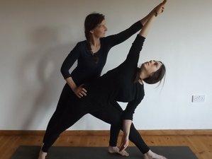 6 Tage Verbindung mit Pferden Yoga Retreat auf Clare Island, Irland