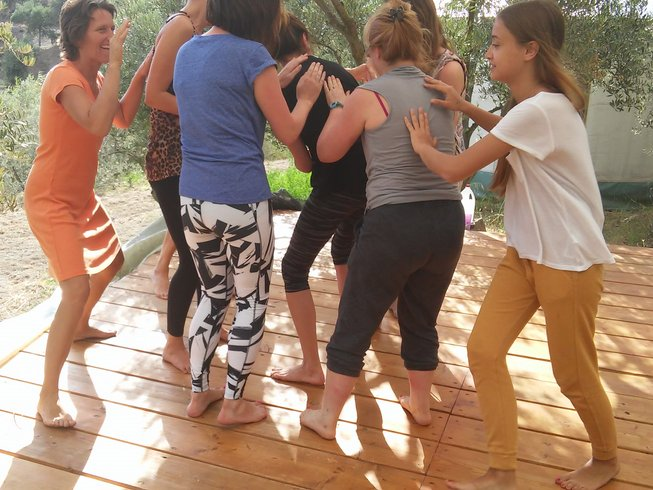 4 Days Biodanza and Yoga Holiday in Spain
