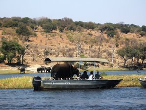 4 Days Cultural Tour and Safari in Victoria Falls, Zimbabwe
