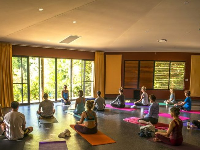 4 Days Byron Hinterland Yoga Retreat in New South Wales, Australia