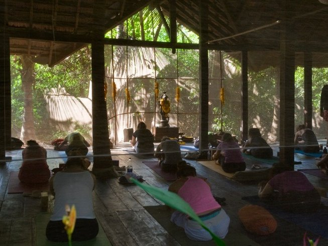 14 Days Sublime Living Yoga Detox Retreat in Goa, India