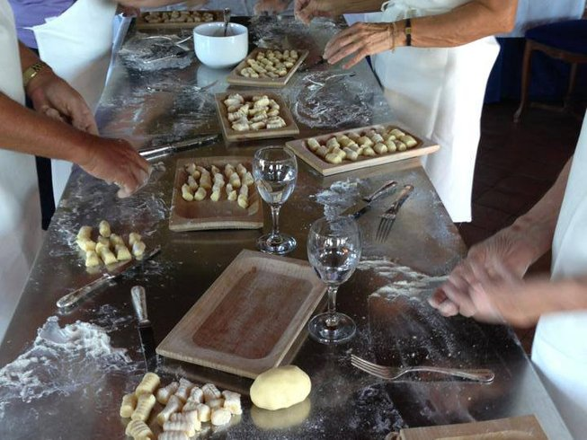 7 Days Italian Culinary Vacation in Umbria
