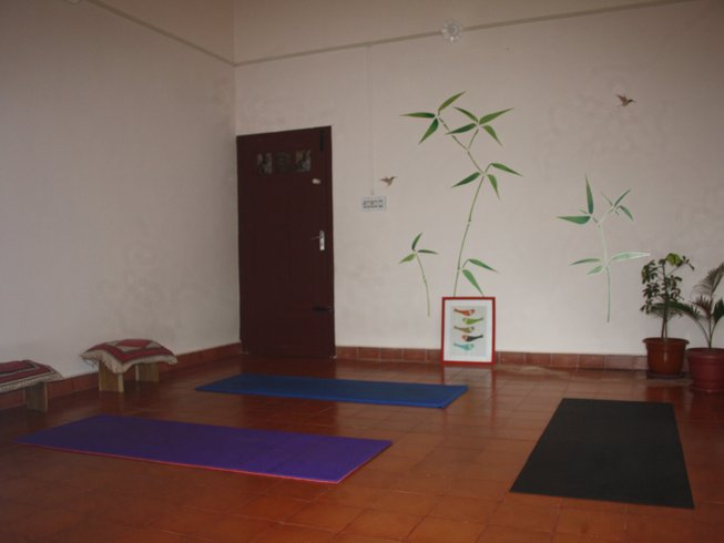 7 Days Yoga and Meditation Retreat in India