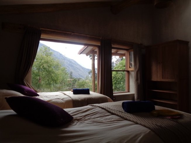 Plant Medicine and Shamanic Healing with Yoga and Meditation in Sacred Valley, Peru