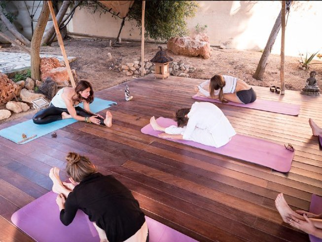 8 Days the Art of Healing Yoga Retreat in Ibiza, Spain