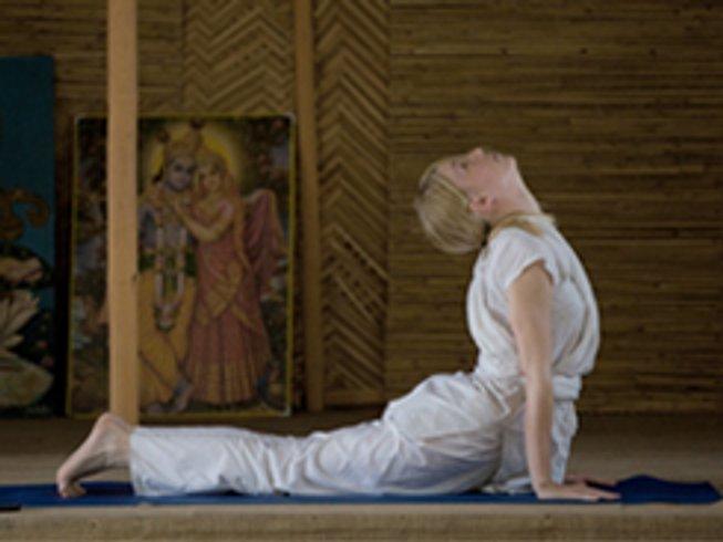 Ten Days Yoga Retreat in Rishikesh at Parmarth Niketan