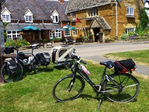 7 Days Oxford, North Cotswolds, and Stratford Cycling Holiday in England, UK