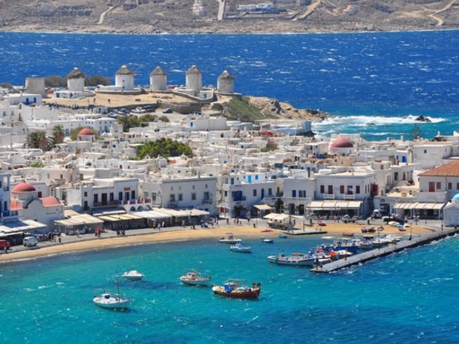 7 Days Magical Pilates and Yoga Retreat in Mykonos, Greece
