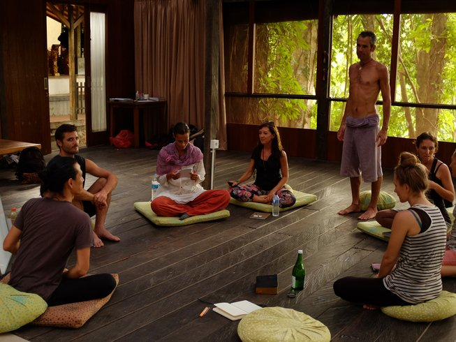 7 Day Empowering your Heart Self Yoga Retreat in Ibiza