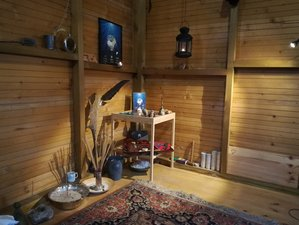 7 Days Ancestral Healing Autumn Spiritual Yoga Retreat in Hortunas, Spain