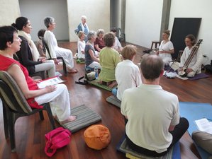 15 Days Sacred Singing and Integral Yoga Retreat in India