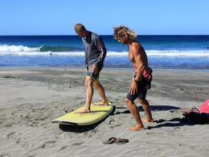 7 Days Peaceful Surf and Yoga Holiday in Costa Rica