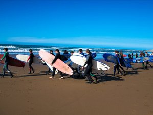 8 Days Surf Camp in the Basque Country, Spain