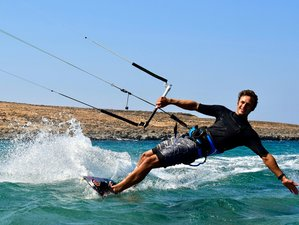 8 Days Kitesurf Camp in Sigri, Greece