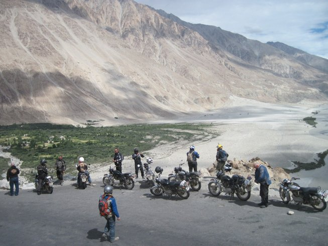 13 Days Trans Himalayan Motorcycle Tour in Ladakh, India