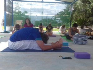 8 Day True Paradise Yoga Holiday in Southern Greece