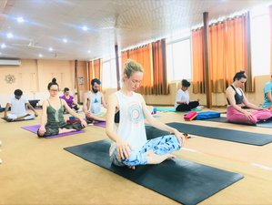 8 Day 50-Hour Certified Pranayama Teacher Training and Yoga Retreat in Rishikesh