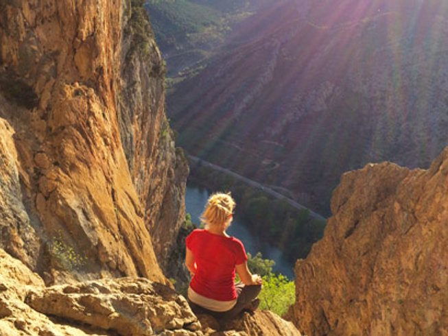 13 Days Rock Climbing and Yoga Retreat in Spain