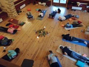 3 jours en week-end de yoga et hypnose avec Laurence Franco et Valérie Attia près de Fontainebleau