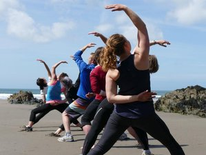 6 Days Fitness Holiday in Pembrokeshire, UK with Surfing, Kayaking, and Yoga
