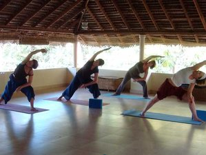 14 Days Relaxing Yoga Retreat in India
