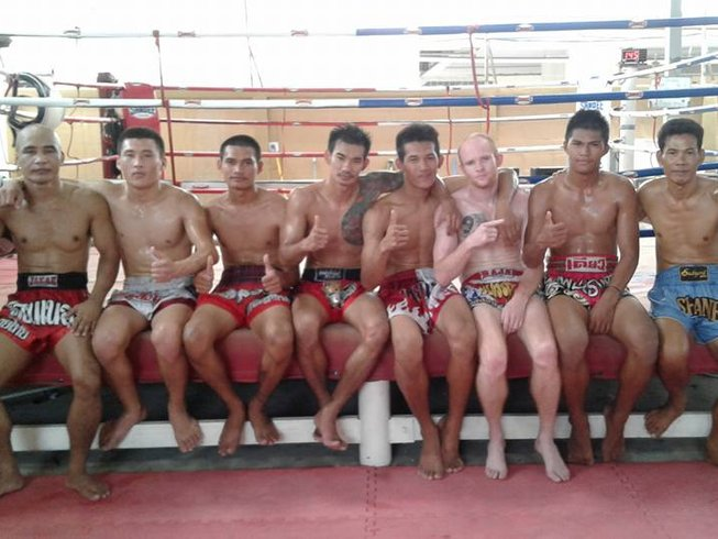 1 Week Affordable Muay Thai Training and Accommodation in Ao Nang, Thailand