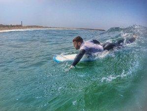 7 Day Budget Surf Week Camp in Porto, Norte Region