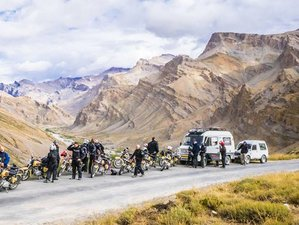 13 Days Royal Enfield Motorcycle Tour in India
