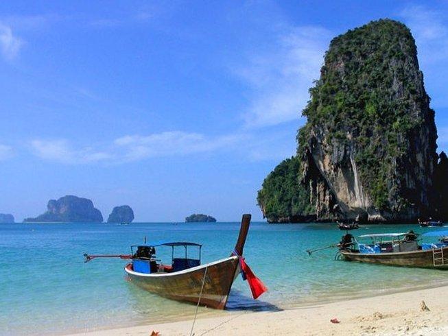6 jours en stage de yoga et méditation économique à Krabi, Thaïlande