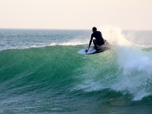 8 Days Intermediate and Advanced Surf Camp in Tamraght, Morocco