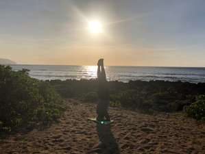 7 Days Yoga and Surfing Holiday in Hawaii, USA