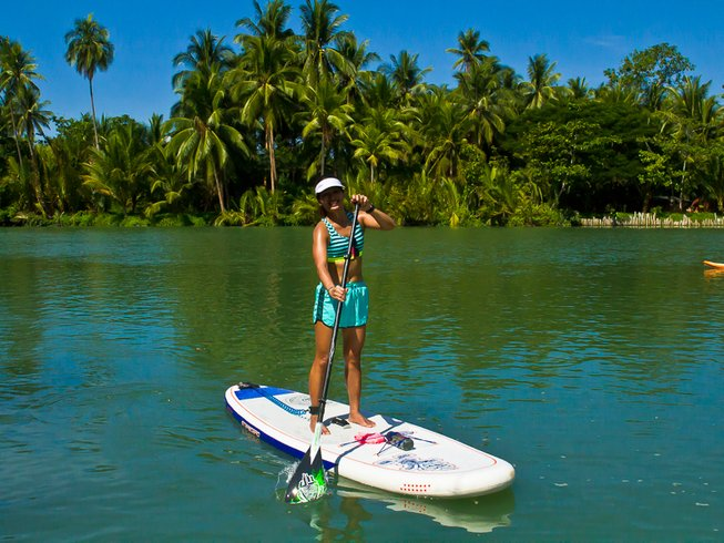 5 Days Paddleboarding Holiday in Dumaguete, Philippines
