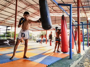 7 Days Learn Principles of Muay Thai Training Camp and Nature Travel in Wichian Buri, Phetchabun