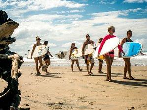 7 Days Unforgettable Surfing Vacation in Manzanillo, Cobano, Costa Rica