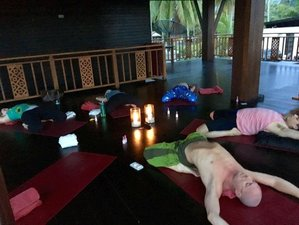7 Days Luxurious Yoga Retreat Khanom, Thailand