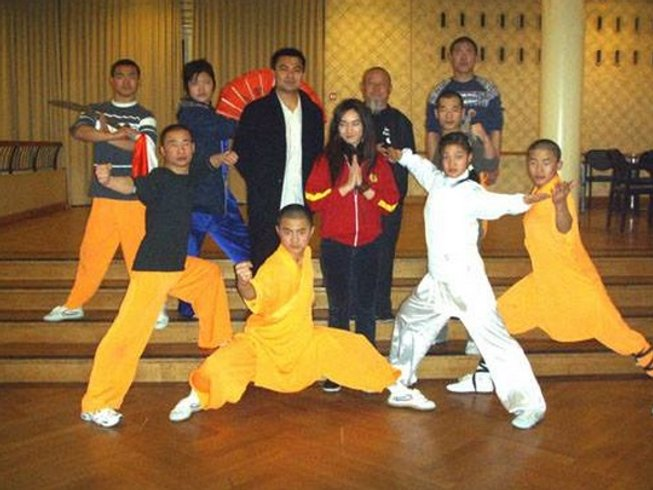 3 Days Kung Fu Basics and Chinese Culture in China