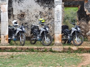 12 Day The Whole Enchilada Dual Sport Adventure Guided Motorcycle Tour in Mexico