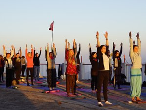 28 Days 200-Hour YTT in Rishikesh, India