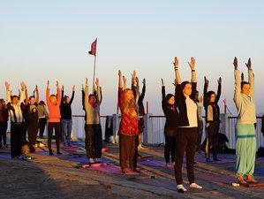 28-Daagse 200-urige Holistische Yoga Docentenopleiding in Rishikesh, India