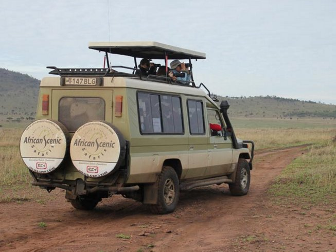 9 Days All Alone Tanzania Safari