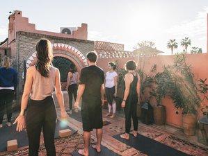 3 Tage Yoga Urlaub im Herzen von Marrakesch